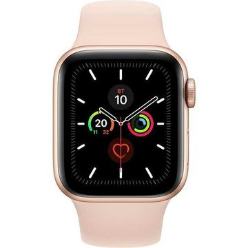 Apple Watch Series5 40mm Gold Aluminium Case with Pink Sand Sport Band GPS