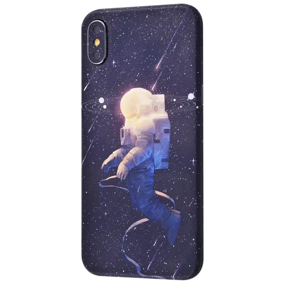 Захисна плівка Blade Hydrogel Screen Protection back SPACE 32021 (cosmonaut in space)
