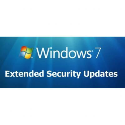 Microsoft Windows 7 Extended Security Updates 2021 (DG7GMGF0FL73_0003)