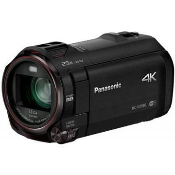 4K Panasonic HC-VX980 Black