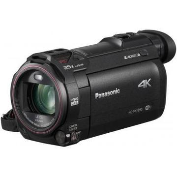 4K Flash Panasonic HC-VXF990EEK