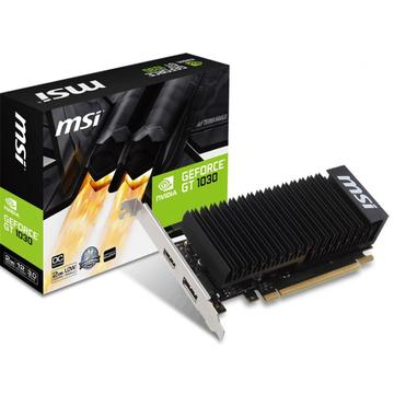 MSI GeForce GT1030 2048Mb Silent OC (GT 1030 2GH LP OC)