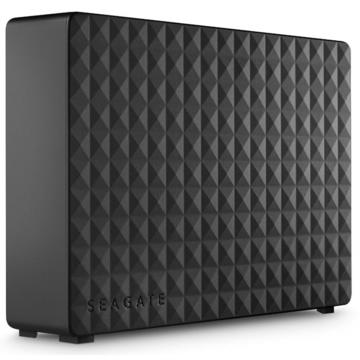 Seagate Expansion 4TB External Black (STEB4000200)