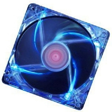 Xilence Casefan Transparent Blue LED 120 мм (COO-XPF120.TBL)