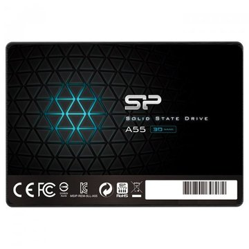 "Silicon Power SSD 2,5"" 128Gb Ace A55 SATA III (TLC) (SP128GBSS3A55S25)"