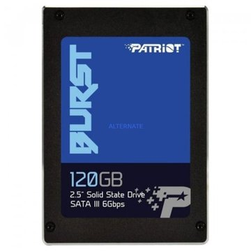 Patriot Burst 120GB SATAIII TLC 3D (PBU120GS25SSDR)