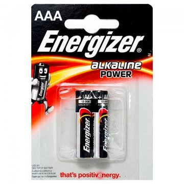 Energizer Power E92 BP2  ( 2 шт.)