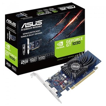 Asus PCI-Ex GeForce GT 1030 Low Profile 2GB GDDR5 64Bit (GT1030-2G-BRK)
