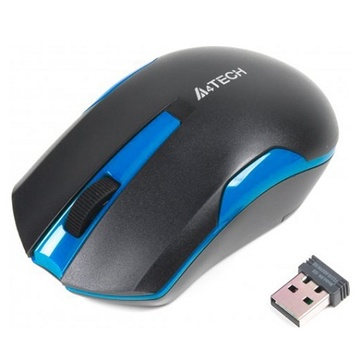 A4Tech G3-200N Black+Blue