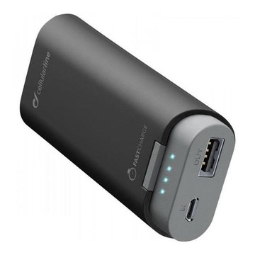 Cellular Line 5200 mAh Black (FREEP5200K)