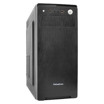 FrimeCom MidiTower Q10B Black 400W