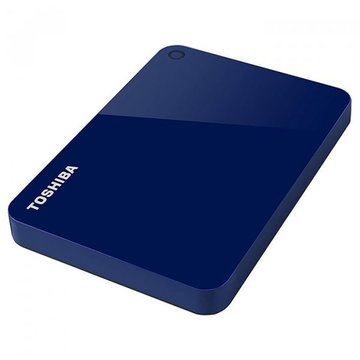 "Toshiba 2.5"" USB 1.0TB Canvio Advance Blue (HDTC910EL3AA)"