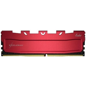 eXceleram DDR4 8GB 3466 MHz Kudos Red eXceleram (EKRED4083418A)