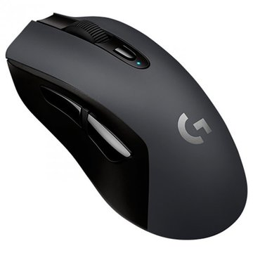 Logitech Wireless G603 Lightspeed  Black (910-005101)