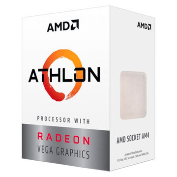 AMD Athlon 220GE Box (YD220GC6FBBOX)