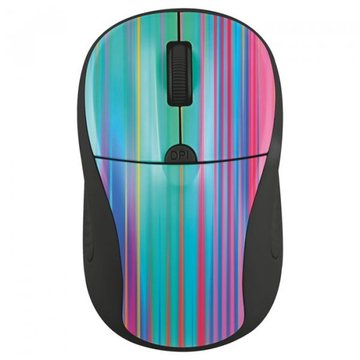 Trust Primo Wireless Mouse - Black rainbow (21479)