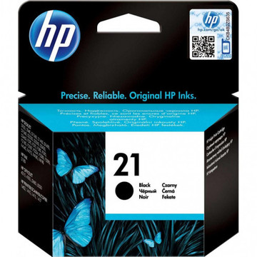HP DJ No. 21 Black (C9351AE)