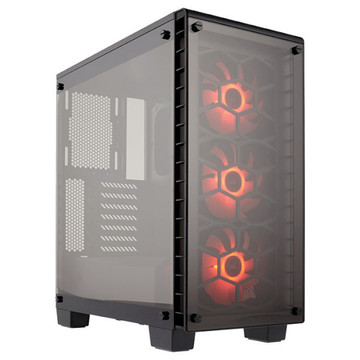 Corsair Crystal 460X RGB Black (CC-9011101-WW)