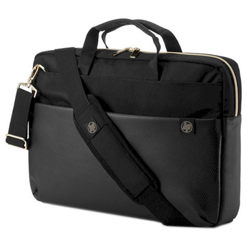 HP 156 Duotone Gold Briefcase