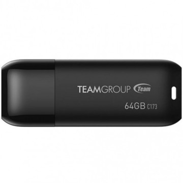 Team C173 64GB Pearl Black (TC17364GB01)