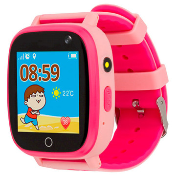 Smart AmiGoGO001 iP67 Pink
