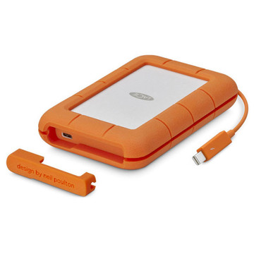 LaCie Rugged Thunderbolt USB-C 1TB (STFS1000401)