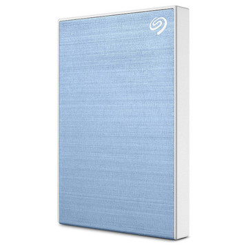 Seagate Backup Plus Slim 1TB USB3.0 Light Blue (STHN1000402)