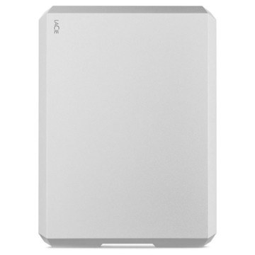 LaCie Mobile Drive 5TB USB3.1 Moon Silver (STHG5000400)