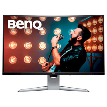Benq EX3203R Metallic Grey