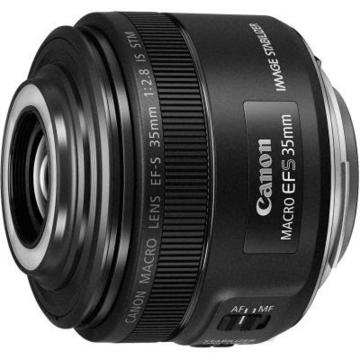 Canon EF-S 35mm f/2.8 IS STM Macro (2220C005)