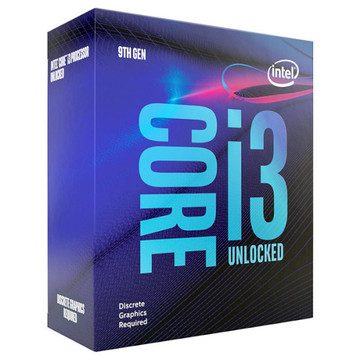 Intel Core i3 9350F 4.0GHz Box (BX80684I39350KF)
