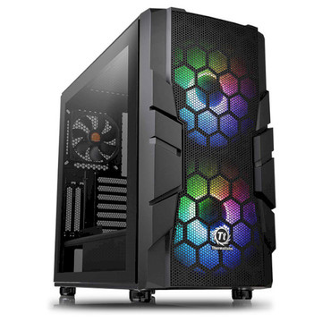 Thermaltake Commander C33 TG ARGB Edition (CA-1N4-00M1WN-00)