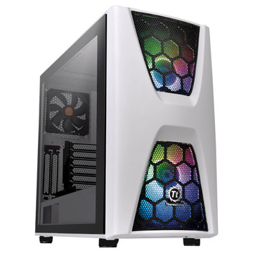 Thermaltake Commander C34 TG Snow ARGB Edition (CA-1N5-00M6WN-00)