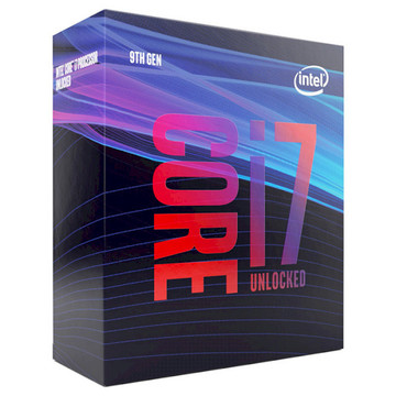 Intel Core i7 9700 3.0GHz (BX80684I79700)