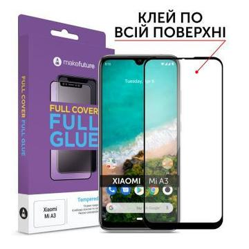 Xiaomi Mi A3 Black Full Cover Full Glue (MGF-XMA3)
