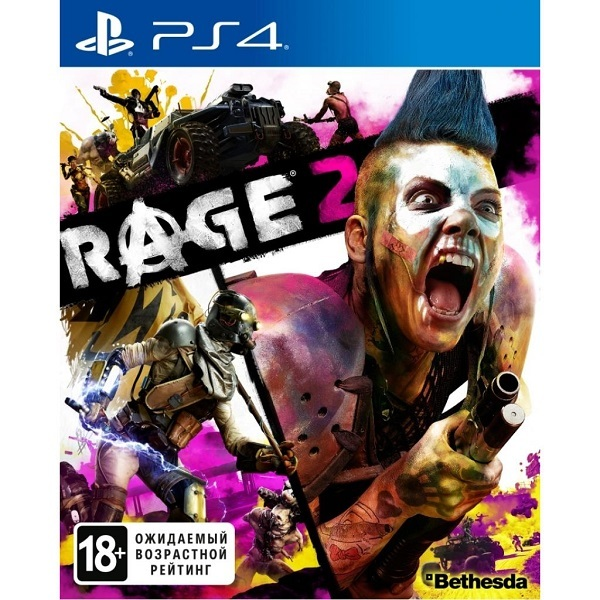 Rage 2 [PS4 Russian version]