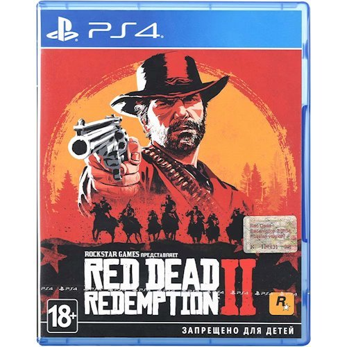Red Dead Redemption 2 [PS4 Russian subtitles]