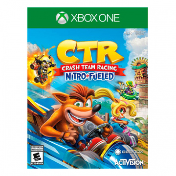 Xbox One Crash Team Racing [BluRay ]