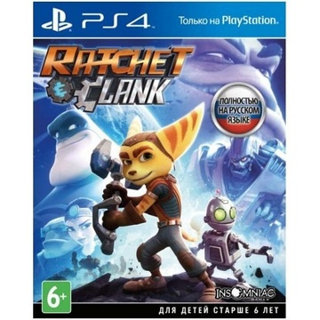 Sony PS4 Ratchet & Clank [PS4, Russian version]