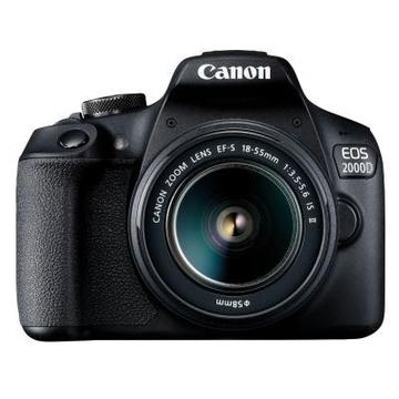Canon EOS 2000D 18-55 IS II kit SD 16GB (2728C015)