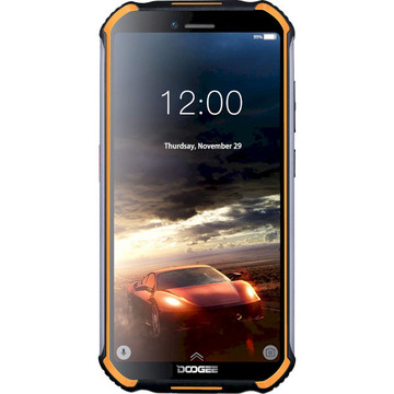 Doogee S40 3/32GB Dual Sim Fire Orange