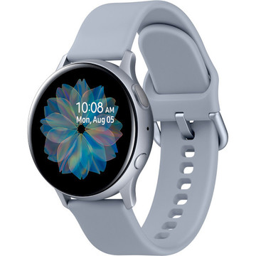 Samsung Galaxy Watch Active 2 40mm Silver Aluminium (SM-R830NZSASEK)