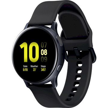 Samsung Galaxy Watch Active 2 44mm Aluminium Black (SM-R820NZKASEK)
