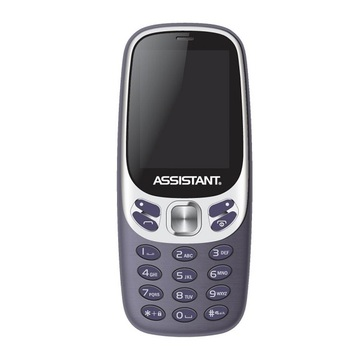 Assistant AS-203 Dual Sim Blue