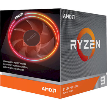 AMD Ryzen 9 3900X 3.8GHz/64MB (100-100000023BOX) sAM4 BOX