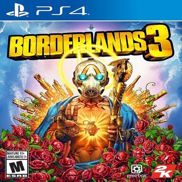 Sony PS4 Borderlands 3 (Blu-Ray диск)