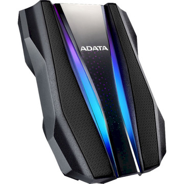 ADATA  2TB HD770G захист IP68 RGB Black