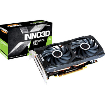 Inno3D GeForce GTX1660 Ti SUPER Twin X2, 6GB GDDR6 192bit (N166S2-06D6-1712VA15L)