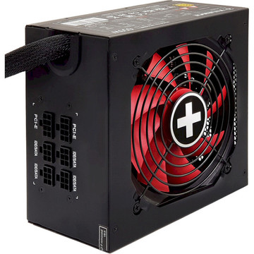 Xilence 650W Performance A+ III 120mm, 80+ Bronze Semi-Modular Box (XP650MR11)