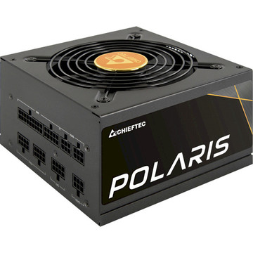 Chiefteс 750W Polaris 120 mm, 80 Plus Gold (PPS-750FC)